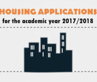 Housing applications for new students: 3rd round