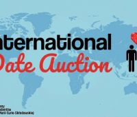 International Dates Auction - akcja charytatywna