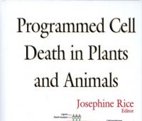 Programmed cell death in plants and animals / ed....