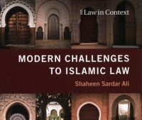 Modern challenges to islamic law / Shaheen Sardar Ali
