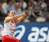Malwina Kopron wins bronze at IAAF World Championships!