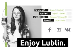 Lublin.today - a new website for students has launched.