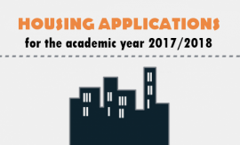 Housing applications for new students