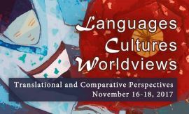 Languages - Cultures - Worldviews