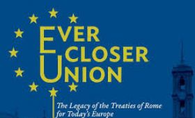 "Exhibition ""60 Years of the Rome Treaties"""