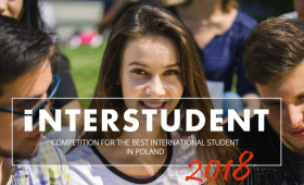 Interstudent 2018 competition is now open!
