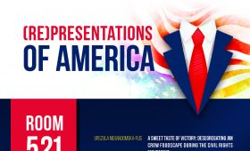 "Konferencja ""(Re)Presentations of America""..."