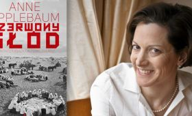 "Anne Applebaum's new book ""Red Famine:..."