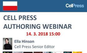 Cell Press Authoring Webinar