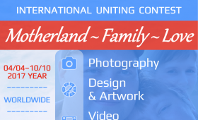 "International contest ""Motherland ~ Family ~..."