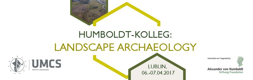 Welcome to the Landscape Archaeology Conference website