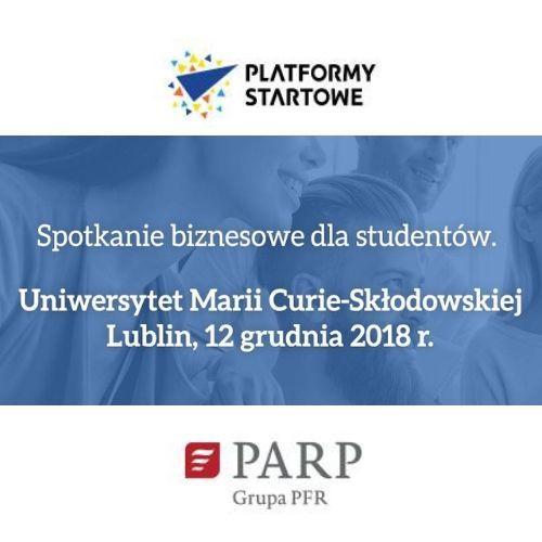Polska Wschodnia Na Start Spotkanie Biznesowe Grudzień 2018