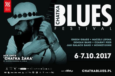 Chatka Blues Festiwal 2017