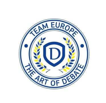 Logo Team Europe - The Art of Debate