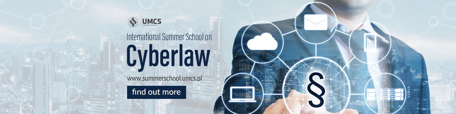 International Summer School on Cyberlaw