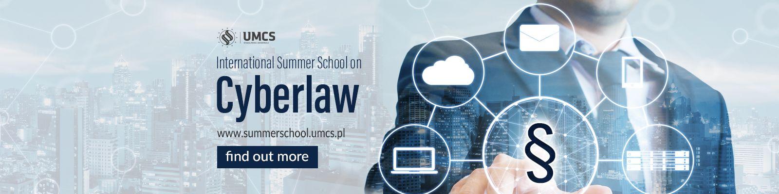 International Summer School on Cyberlaw