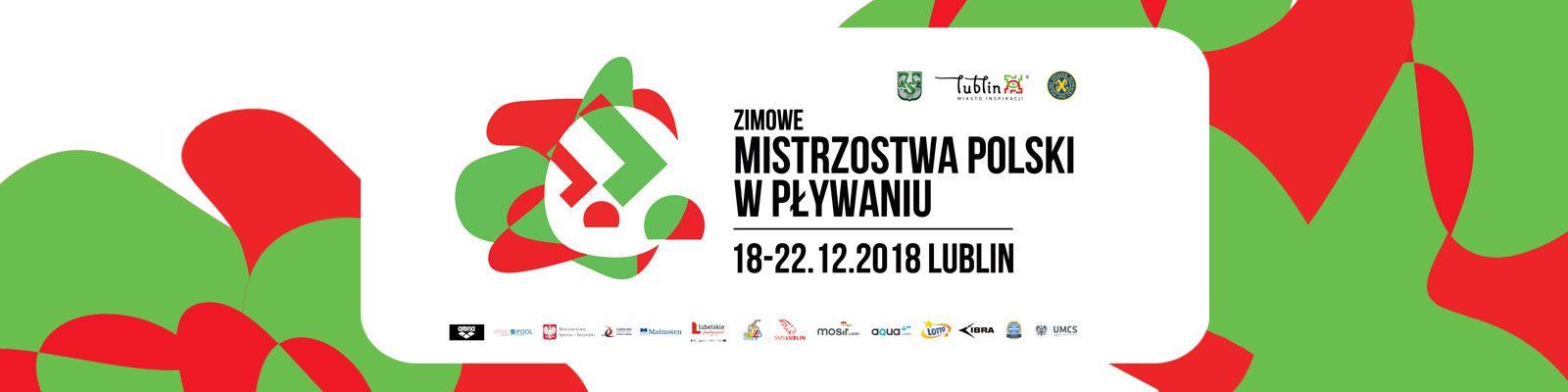 Zimowe Mistrzostwa Polski w Pływaniu (18-22 grudnia)