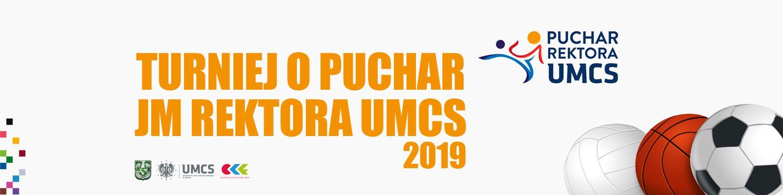 Turniej o Puchar Rektora UMCS 2019