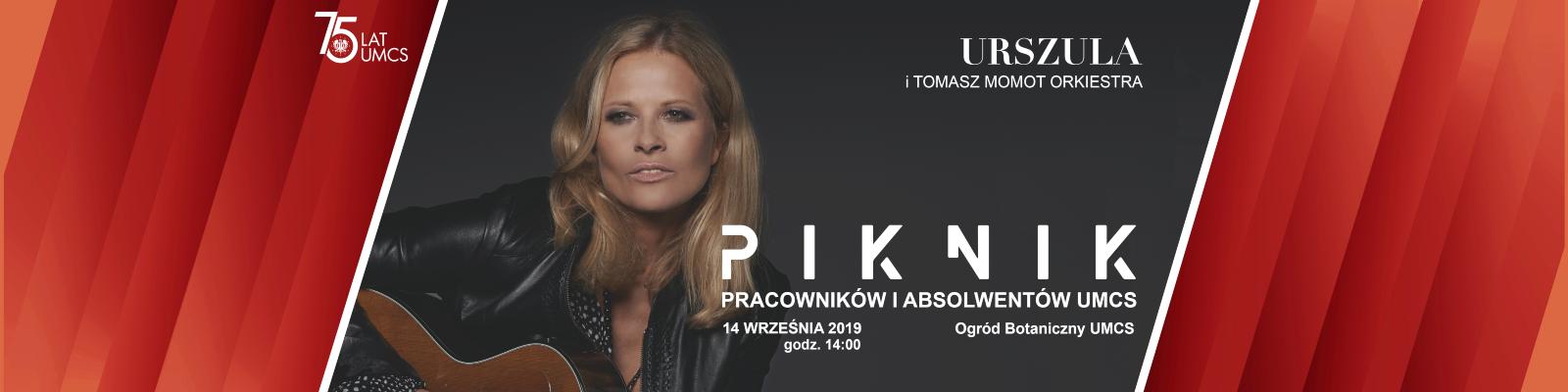 Urszula gwiazdą Pikniku dla Pracowników i Absolwentów!