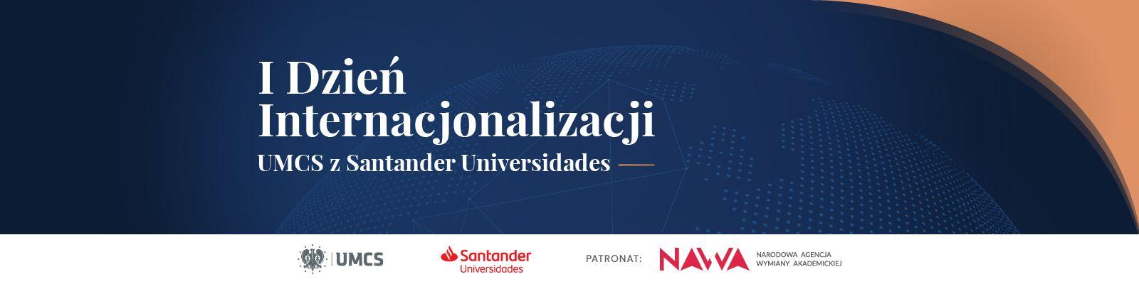 Dzień Internacjonalizacji UMCS z Santander Universidades