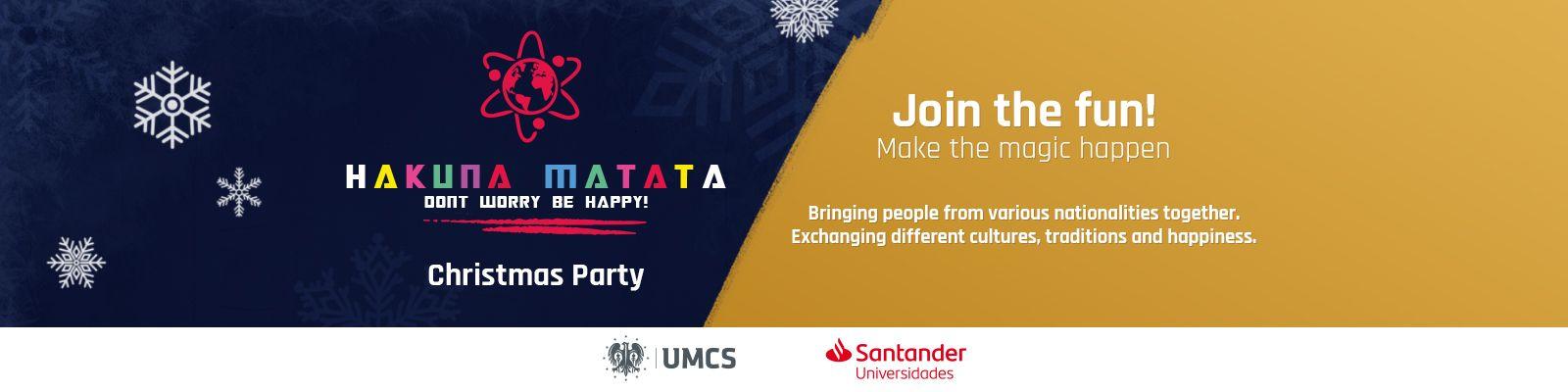 Hakuna Matata - Christmas Party