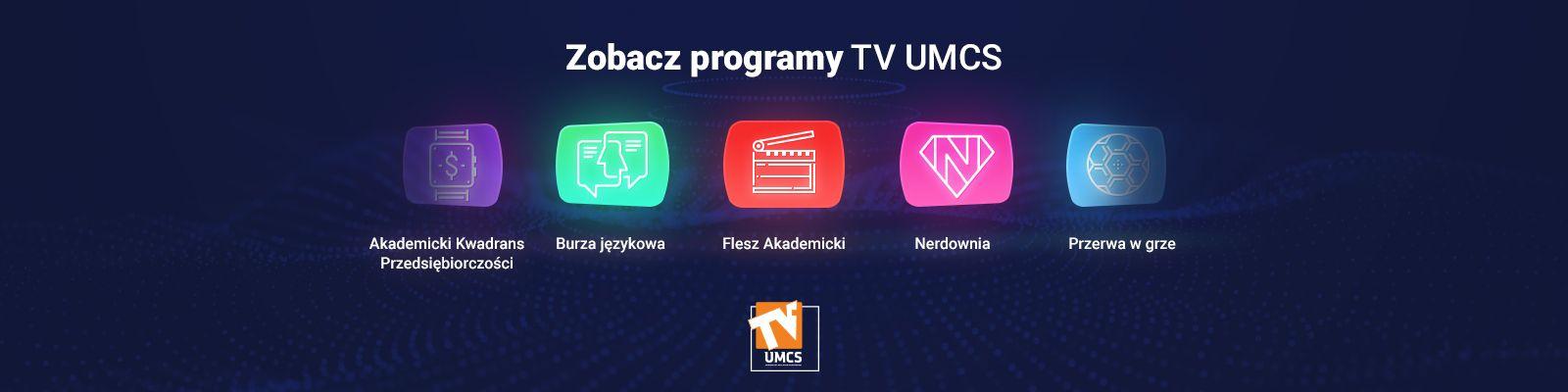 Zobacz programy TV UMCS