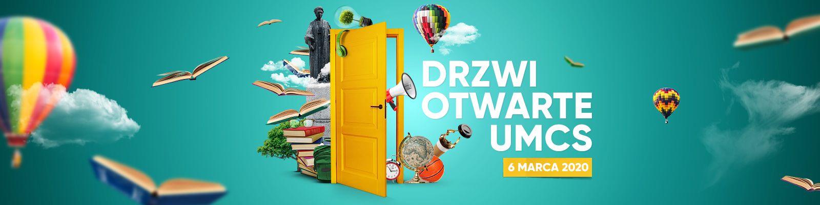 Drzwi Otwarte UMCS - zapraszamy 6 marca!
