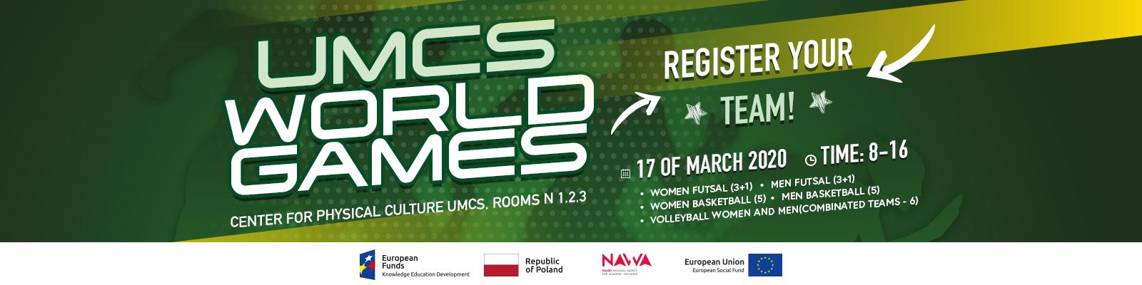 World Games UMCS