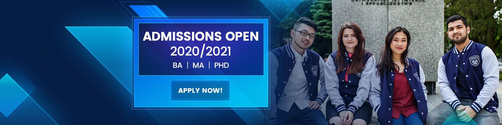Admissions 2020/2021