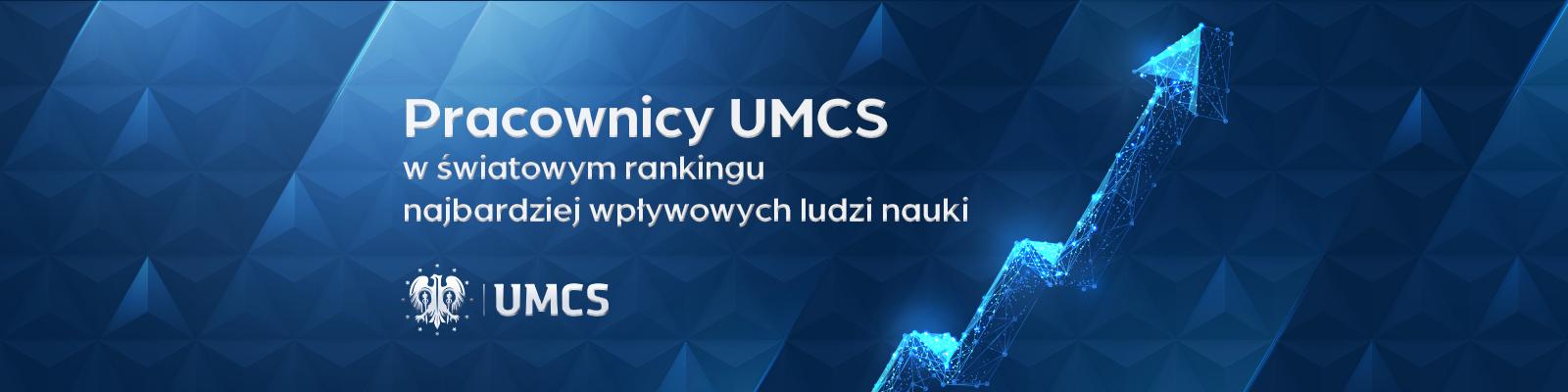 Pracownicy UMCS w światowym rankingu najbardziej...