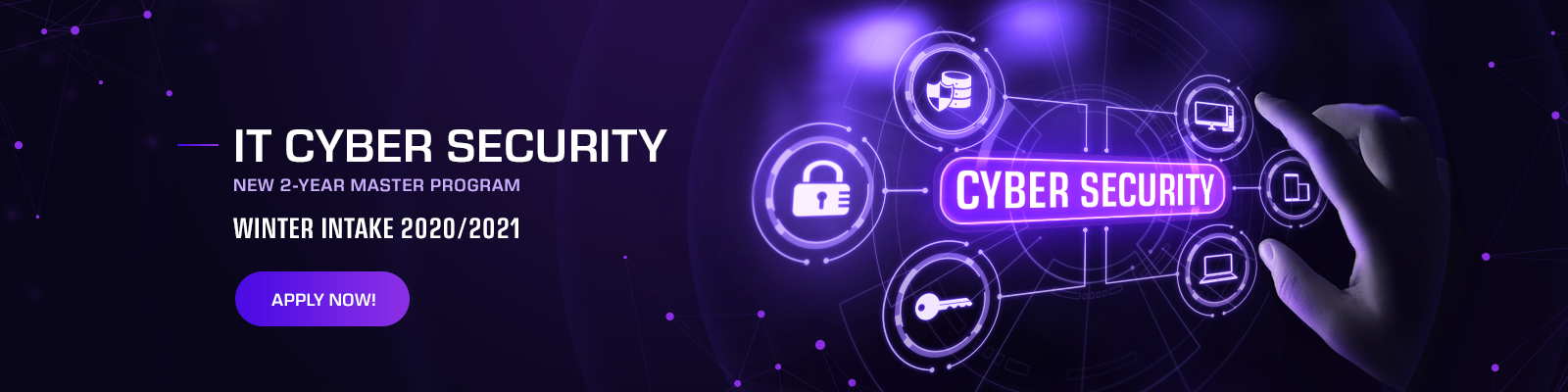 IT Cyber Security - new program!