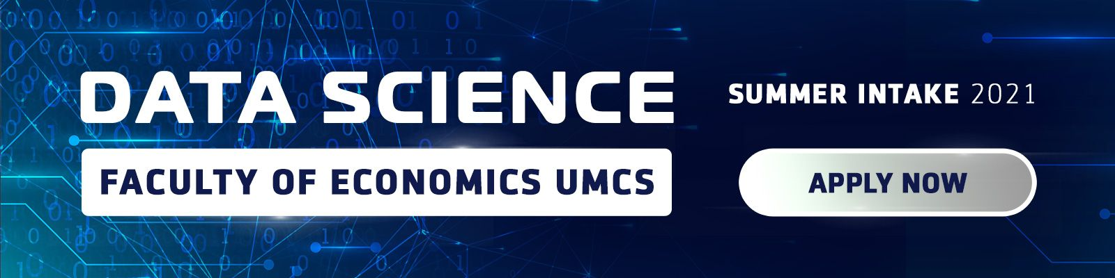 Data Science - nowy kierunek na UMCS