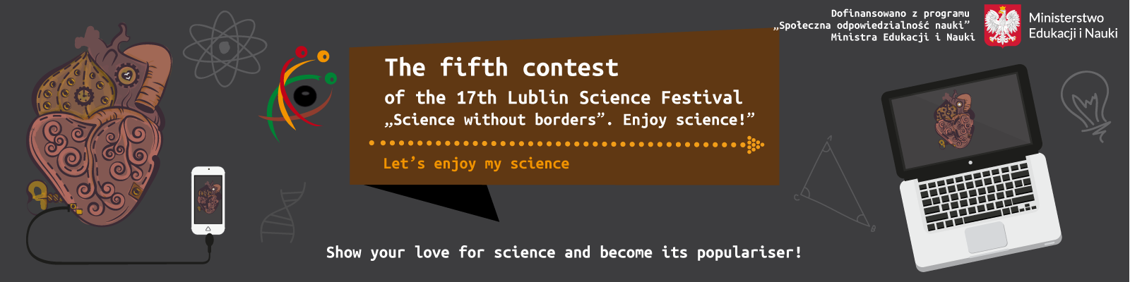 Applications for the competition are open from to 18.07.