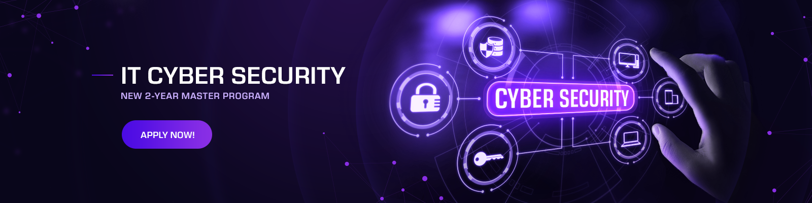 IT cyber security (MA)