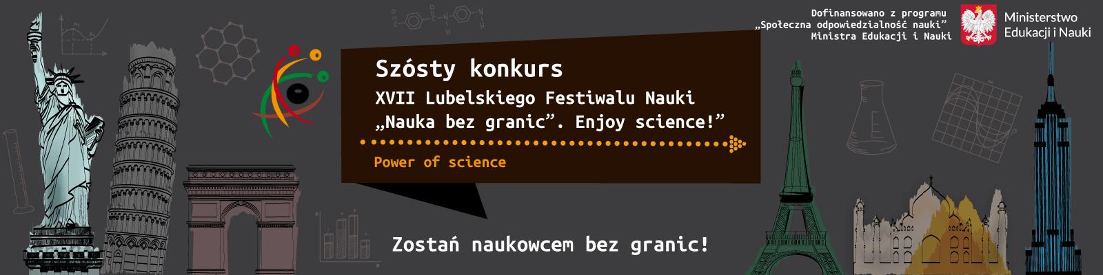 VI konkurs LFN - Power of science