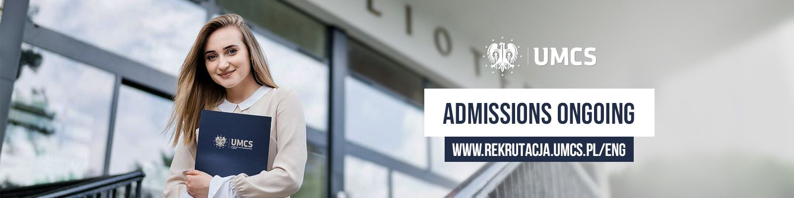 Admissions ongoing