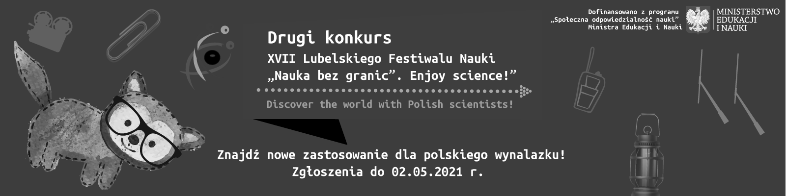 DISCOVER THE WORLD WITH POLISH SCIENTISTS!