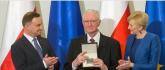 """Prof. Jerzy Barmiński laureatem nagrody """"Zasłużony dla..."""