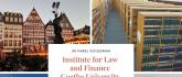 Wyjazd naukowy do Institute for Law and Finance Goethe...