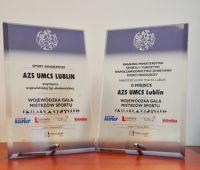 Sukces AZS UMCS Lublin