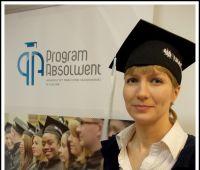 2000. absolwentka zarejestrowana w Programie Absolwent UMCS