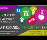 Na pograniczu chemii i biologii