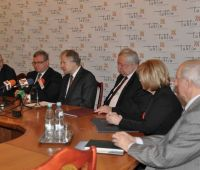 Zagraniczni studenci w Lublinie – konferencja prasowa