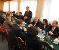 Spotkanie z parlamentarzystami