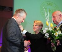 Rektor UMCS - Ambasadorem Lubelskiego Klubu Biznesu
