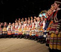 Opłatek i koncert kolęd Zespołu Tańca Ludowego
