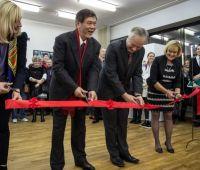 Otwarcie Centrum Kultury i Sztuki Chińskiej He Shuifa UMCS