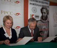 Podpisanie umowy o współpracy pomiędzy UMCS a Lubelskim...