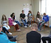 Z wizytą w Akademickim Liceum Ogólnokształcącym w Radomiu