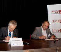 Współpraca UMCS i TVP